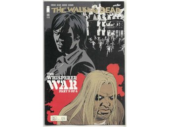 Walking Dead # 161 Cover A NM Ny Import