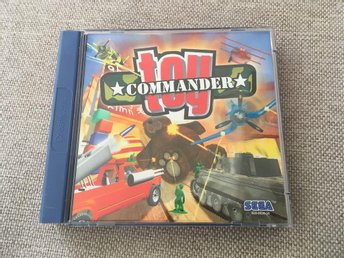 Toy Commander - Sega Dreamcast
