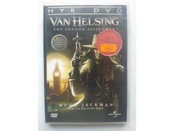 DVD - Van Helsing the London assignment - Kallinge - DVD - Van Helsing the London assignment - Kallinge