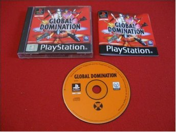 GLOBAL DOMINATION till Sony Playstation PSone