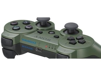 Sony PS3 DualShock 3 - Dark Green - Playstation 3