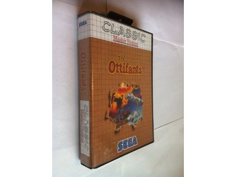 Master System: The Ottifants - Komplett
