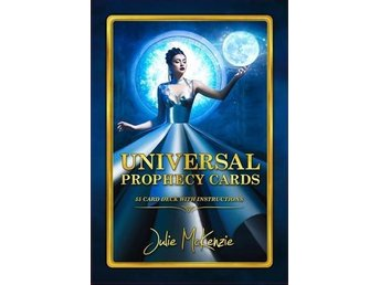 Universal Prophecy Cards 9780994524881