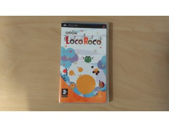 LocoRoco Playstation Portable PSP