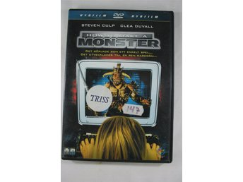 How To Make A Monster, DVD-film