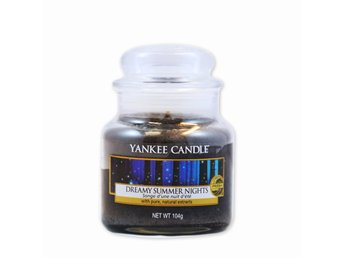 Yankee Candle Classic Small Jar Dreamy Summer Nights Candle 104g