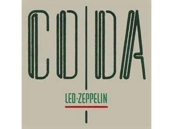 LED ZEPPELIN - CODA. NEW LP.
