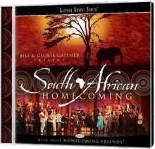 DVD GAITHER BILL and HOMECOMING FRIENDS - SOUTH AFRICAN