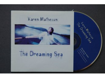 Karen Matheson - The Dreaming Sea - 1996 - Capercaillie, Celtic (Enya, Clannad)