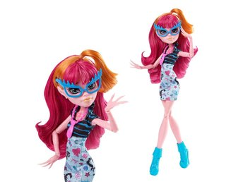 Gigi Grant - Geek Shriek - Monster High docka