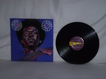 Luther Allison  -  Night Life              US ORIGINAL 1976    MINT-COND  !!