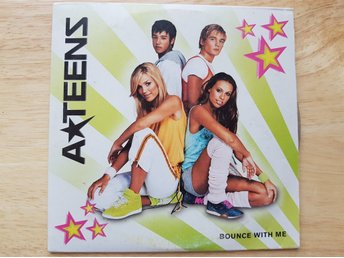 "A-Teens - ""Bounce with me"" (2003)"
