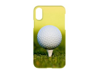 Golf iPhone XS Max Skal