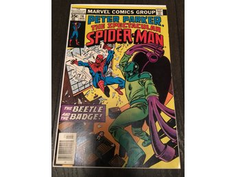 The Spectacular Spider-man #16 FN-VF