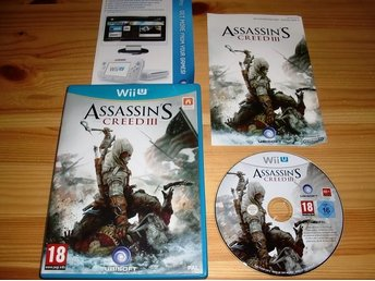 Wii U: Assassins Creed III 3