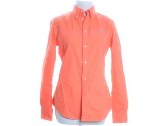Ralph Lauren, Skjorta, Strl: S, Orange