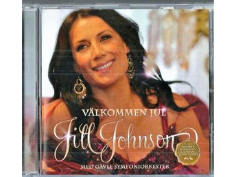 JILL JOHNSON : Välkommen Jul