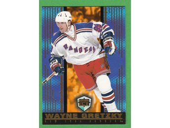 1997-98 Pacific Dynagon Ice #121 Wayne Gretzky New York Rangers