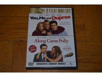 You Me & Dupree / Along Campe Polly (Ben Stiller, Owen Wilson) - DVD 2-Disc