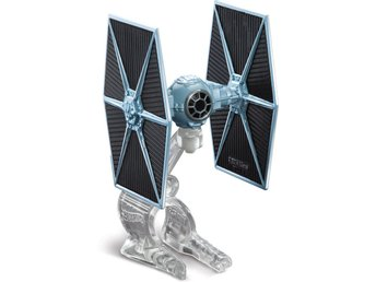 Hot Wheels Cars Bilar Starship Skepp Star Wars Disney Mattel - Tie Fighter