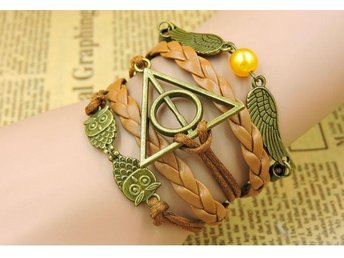 Harry Potter | Gyllene quicken armband