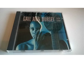 Gail Ann Dorsey - Rude Blue, CD