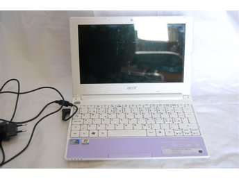 "Acer Aspire One 10.1"" pc laptop lila minidator"