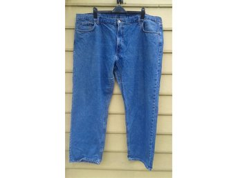 STORA JEANS MC GORDON ORIGINAL CLASSIC FIT RING SPUN DENIM W50 L32