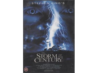 Stephen King's Storm of the Century - 1999 - OOP - DVD - Timothy Daly