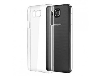 Clear Hard Case Galaxy Alpha Färg: Transparent