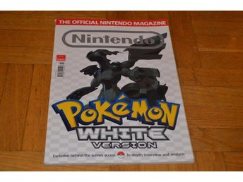Nintendo The Official Magazine UK Februari 2011 Pokemon Special