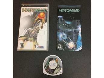 R-Type Command - PSP