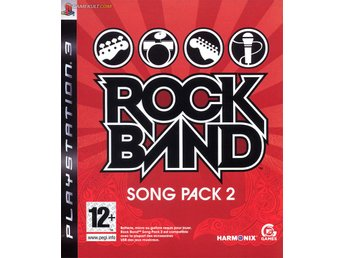 Rockband Song Pack 2 - Playstation 3