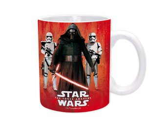 Mugg - Star Wars - Kylo Ren and Troopers (ABY181)