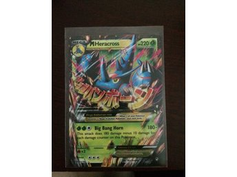 Mega Herracross EX Pokémon TCG