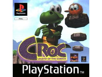 Croc: Legend of the Gobbos - Playstation - Varberg - Croc: Legend of the Gobbos - Playstation - Varberg