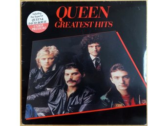 Queen-Greatest Hits (EMI 1C 064-78071) 1981