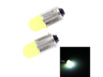 Led lampa BA9S 2W 150 LM 6000K Canbus - 2Pack