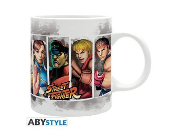 Mugg - Spel - Street Fighter Characters (ABY283)