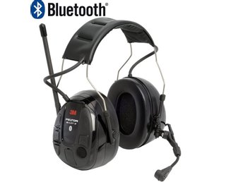 Peltor WS Alert XP Hörselskydd Bluetooth