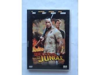 DVD - Welcome To The Jungle