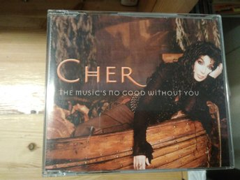 Cher - The Music's No Good Without You, Promo
