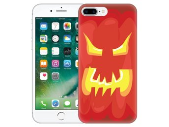 iPhone 7 Plus Skal Halloween Pumpa