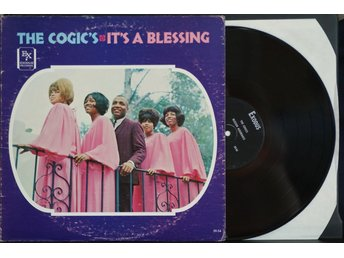 Cogic´s – Its A Blessing – LP
