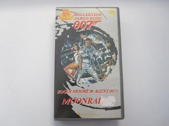 James Bond 007 - Moonraker - VHS