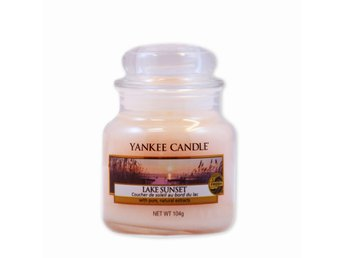 Yankee Candle Classic Small Jar Lake Sunset Candle 104g