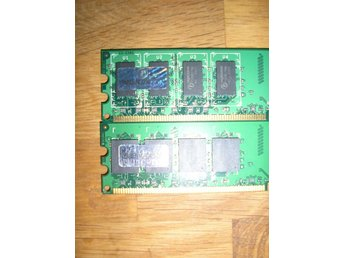 3GB RAM MINNE PRINCETON 1X2GB / 1X1GB / VPM533NU004 PC2-4200 533MHZ