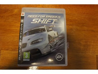 Need for speed Shift PS3 Spel