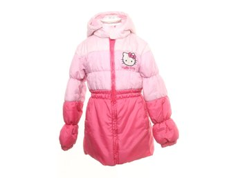 Hello Kitty, Dunjacka, Strl: 122/128, Rosa