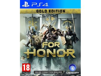 For Honor - Gold Edition (PS4) Season Pass + Digital Deluxe Pack    Lägsta pris!